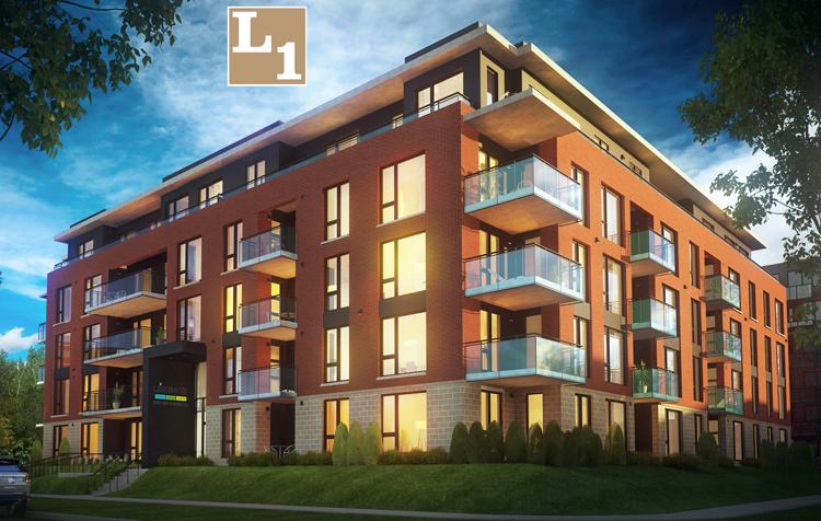 Condos Lekinox L1 - Montreal