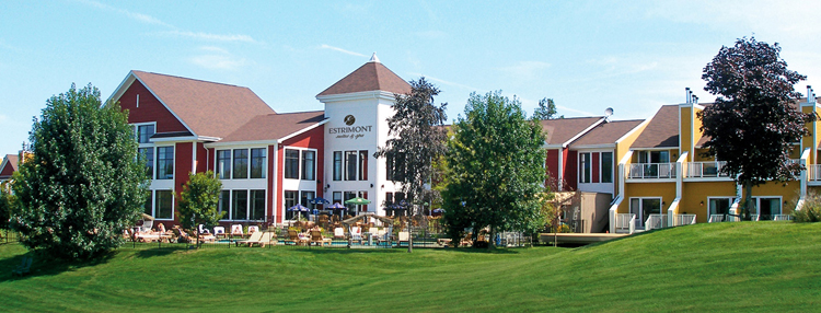 Estrimont Suites & Spa - Orford Quebec