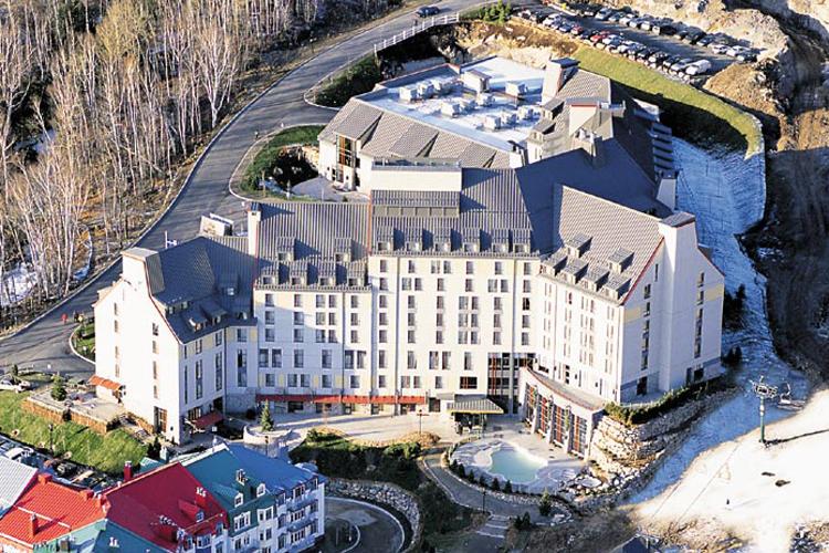 Fairmont Chateau Mont Tremblant