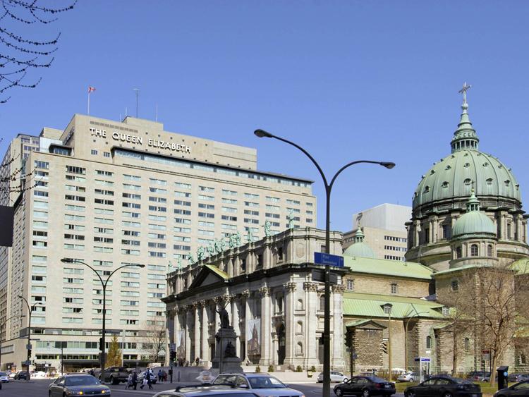 Fairmont Queen Elizabeth Montreal