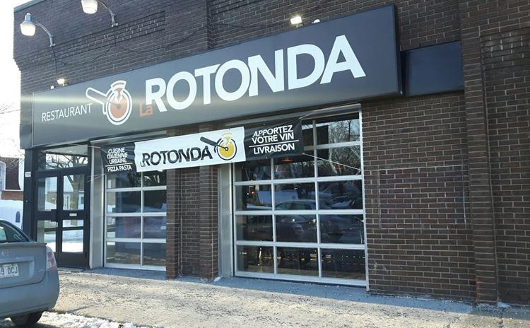 La Rotonda Restaurant - Montreal