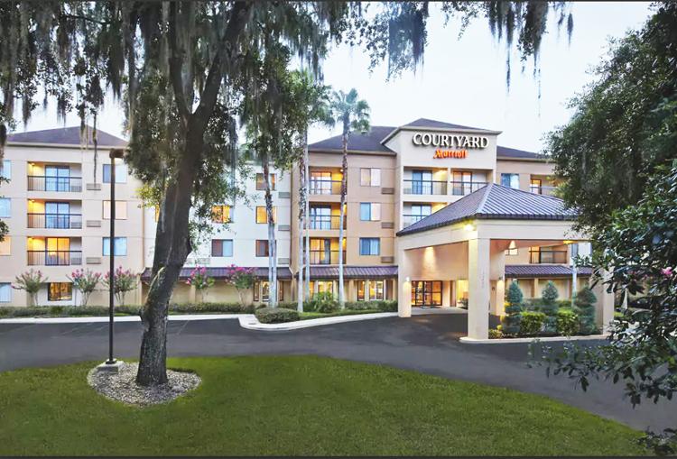 Marriott Courtyard Orlando