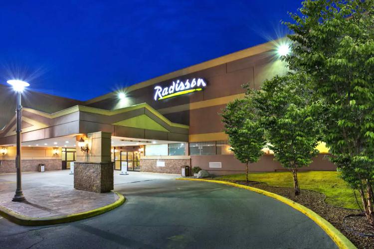 Radisson Hotel - Sudbury Ontario