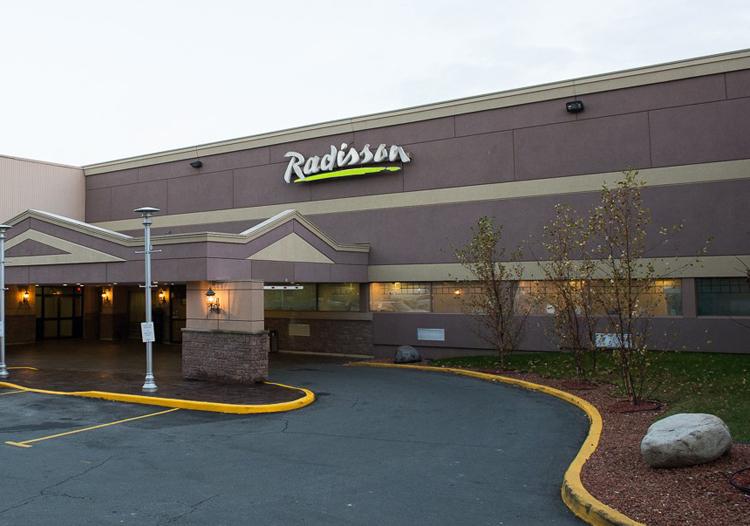 Hotel Radisson - Sudbury Ontario