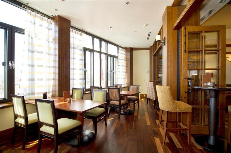 Fairmont Mont Tremblant - Windigo Restaurant & Bar