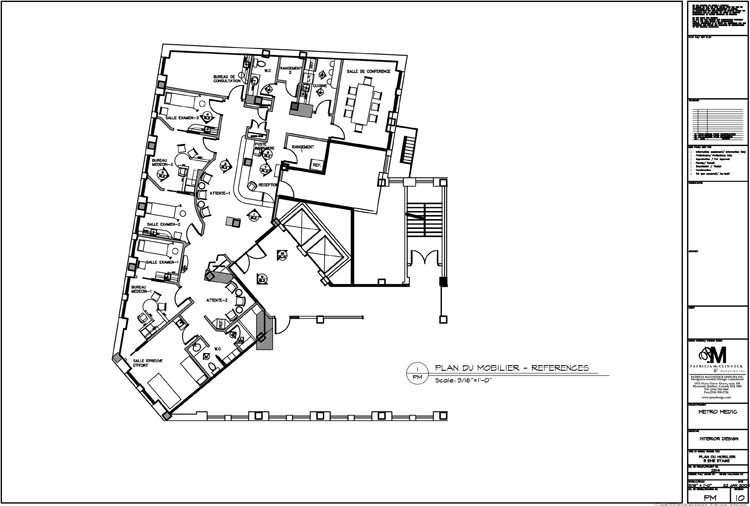 Rockland MD - Downtown - Plan