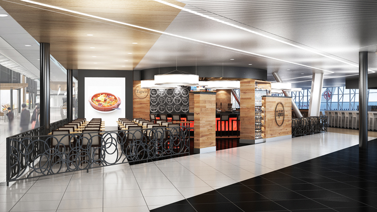 Tapeo restaurant bar pma design