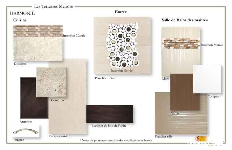 Terrasses Melrose Condos Monkland Av - Boards