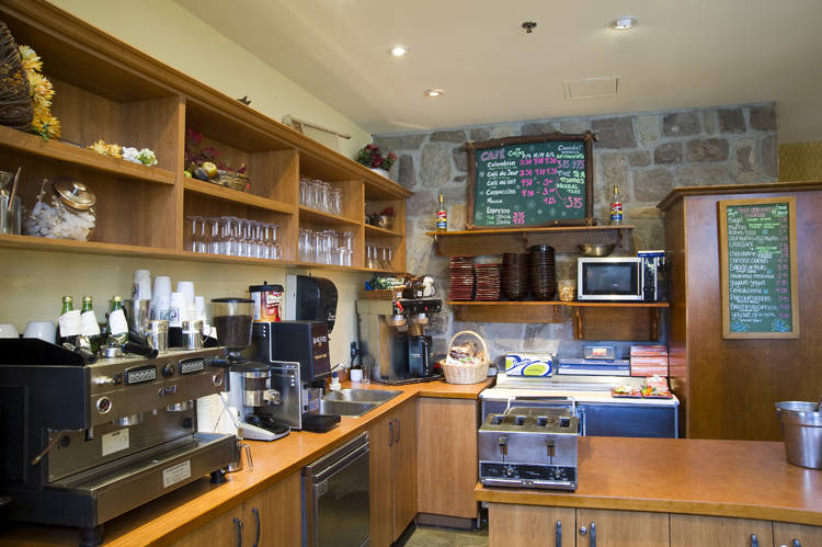 Hotel Fairmont - Cafe Wigwam