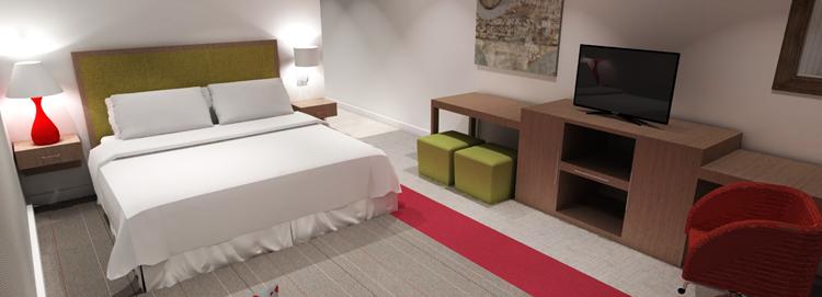 Hilton Hampton Inn - Guestroom