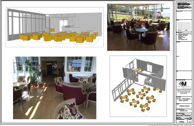 Hotel Tadoussac - Terrasse & Bar Le Coquart