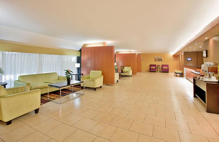 Hotel Radisson - Lobby