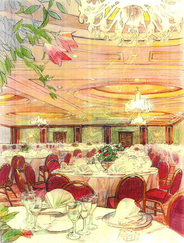 Hotel Restaurant - Dubai
