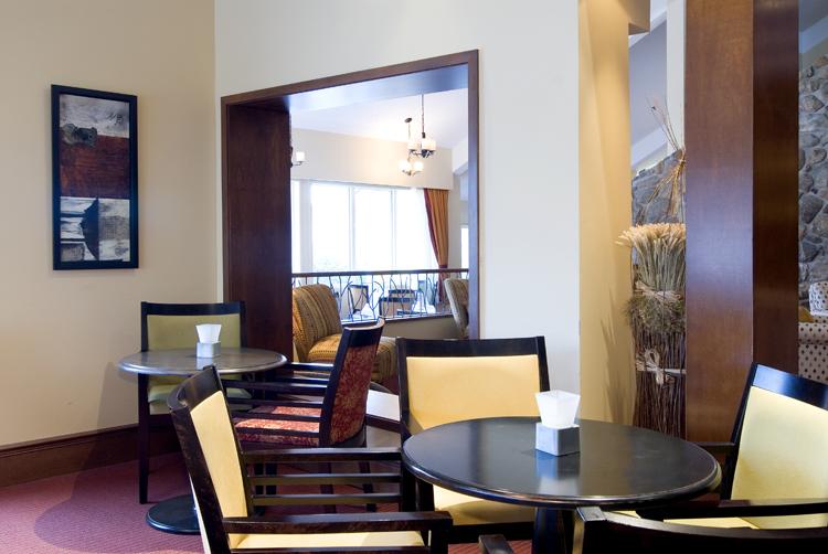 Estrimont suites spa restaurant bar pma design