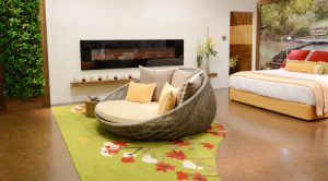 Hi Connect Design - Wellness Guestroom