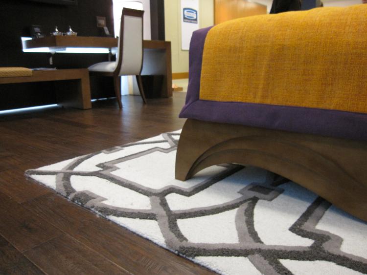 Hi Connect Design - Boutique Guestroom