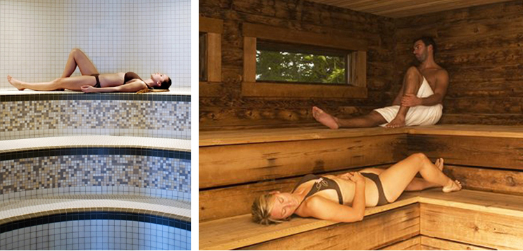 Spa Scandinave - Mont Tremblant