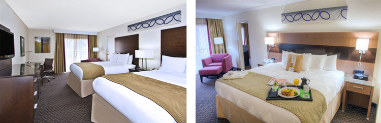 Hotel Radisson - Guestrooms Renovated