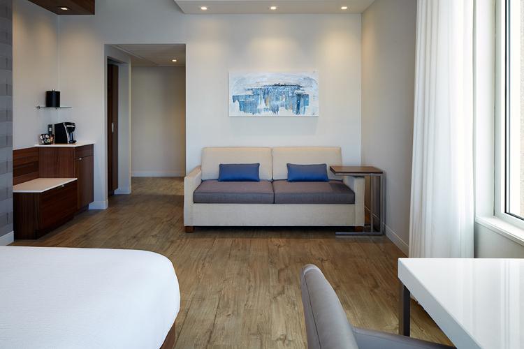 Hotel Delta Trois-Rivières - Renovated Rooms